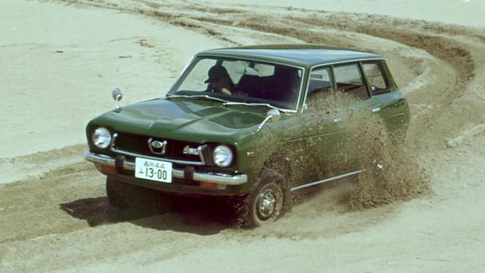 Subaru Leone SW AWD