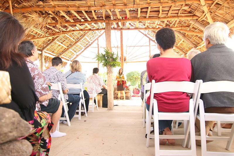 Paʻa Ke Kahua - Awa Ceremony for Chancellor Maenette Benham