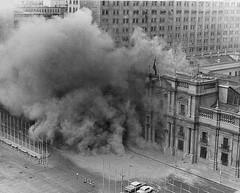 La Moneda Palace 9/11/1973