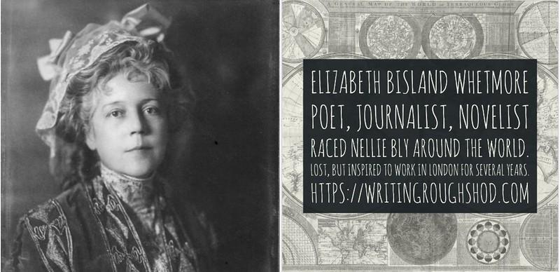 ELIZABETH BISLAND WHETMORE #100travelHERS