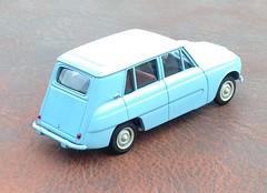 Renault R4 Prototype (late 1950s)