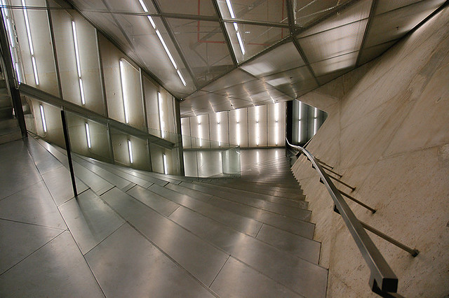 Rem koolhaas a gallery on flickr - Casa de la musica oporto ...