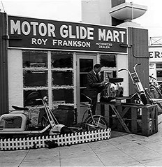 "Motor Glide Mart with Roy Frankson, ""Authorized Dealer"""