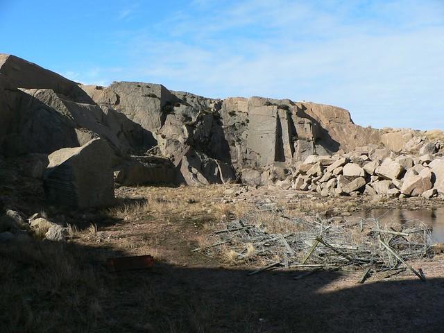 Tormore Quarry