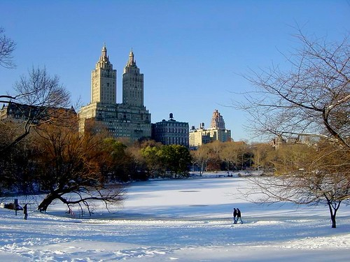The San Remo from Central Park