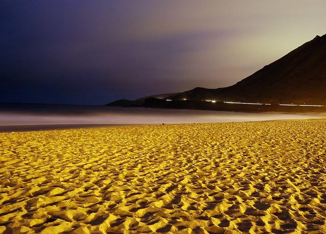 Ripples in the Sand, Nikon D100, Sigma 15-30mm F3.5-4.5 EX DG Aspherical DF
