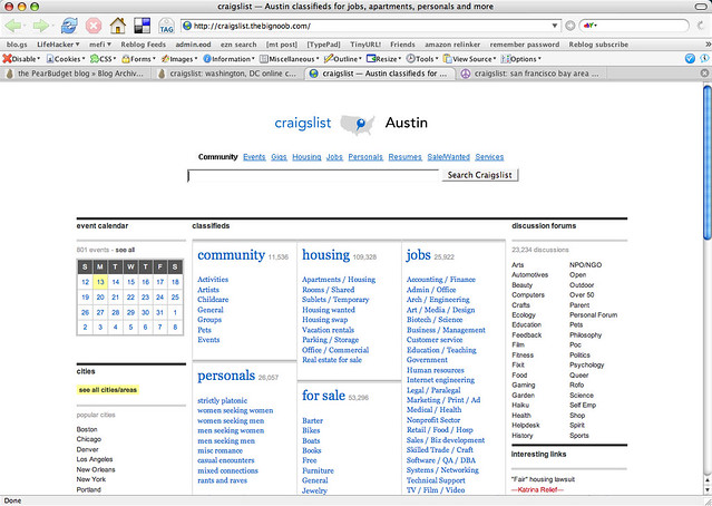 Craigslist austin personal dating assistant