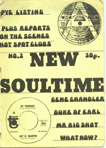 New Soul Time (70´s, UK)
