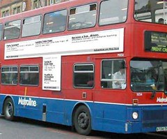 vehicle, transport, mode of transport, public transport, dennis dart, double-decker bus, land vehicle, bus,