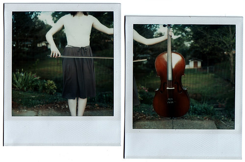 Girl With a Cello