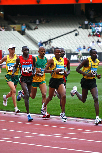 COMMONWEALTH GAMES MARATHON