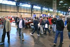 Lancia Betaboyz display Nec Birmingham UK classic car show