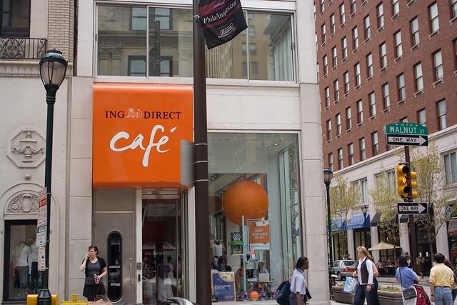 Ing Direct Cafe San Francisco