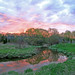 Sunrise over the Etobicoke Creek by Jeannot7
