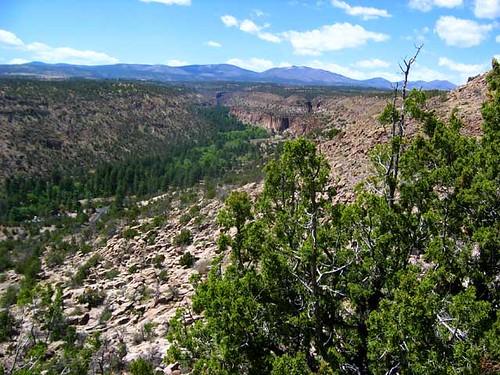 Frijoles Canyon - Bandelier Natl. Monument