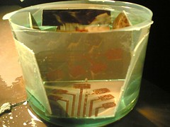 DIY cracklebox contact plates