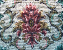 tapestry, art, pattern, textile, needlework, embroidery, cross-stitch,
