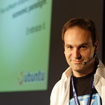 Linuxtag 2006 / Mark Shuttleworth 4