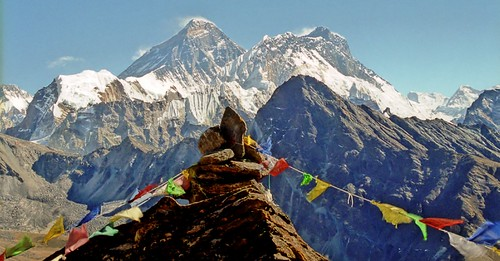 Everest from Gokyo