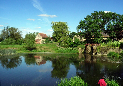 Fiddleford Mill