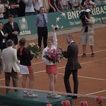 Kim Clijsters - winner of The J&S Cup Warsaw, 2006
