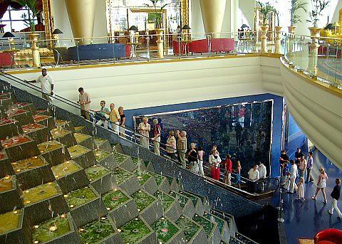 Burj Al Arab Hotel Inside Flickr Photo Sharing
