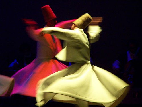 Mevlevi Whirling Dervishes - 12