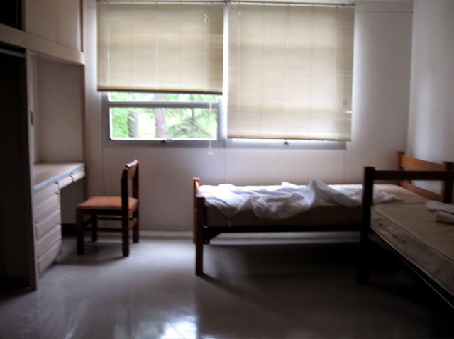 empty dorm room | Flickr - Photo Sharing!
