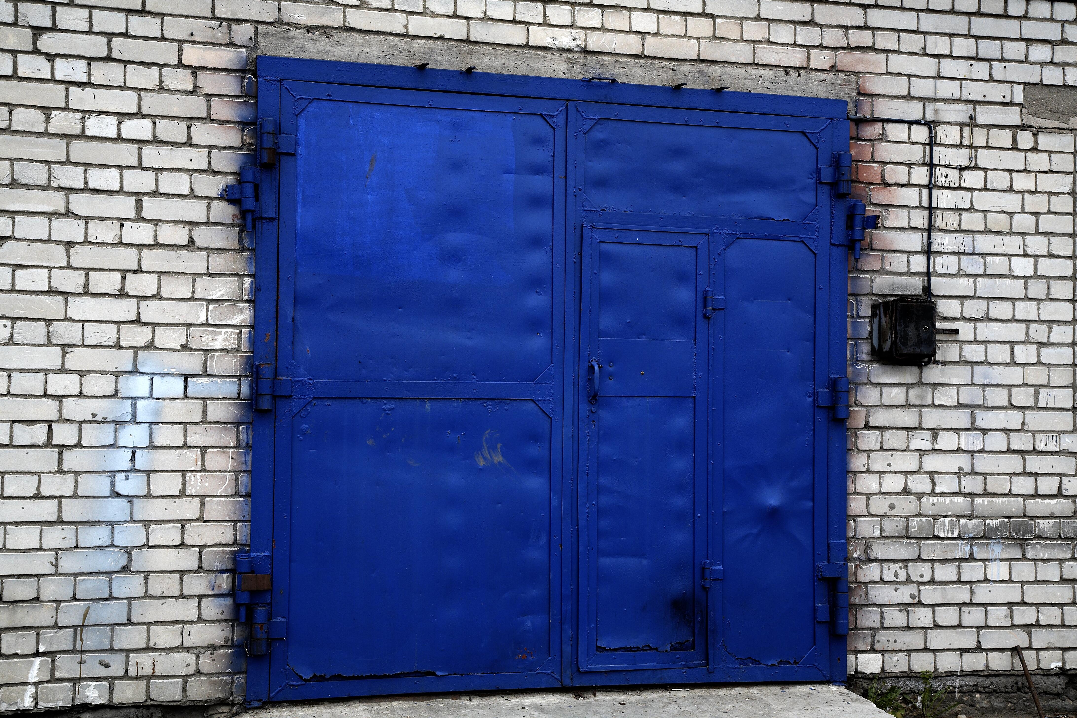 Just a door