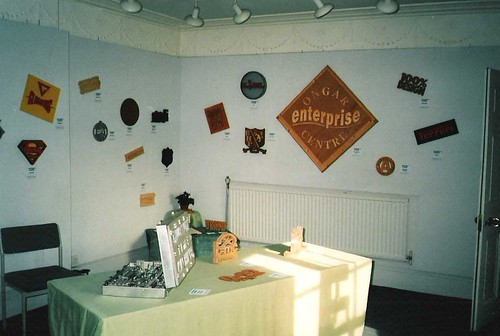 Exhibit Room West 2000