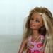 Première poupée Barbie