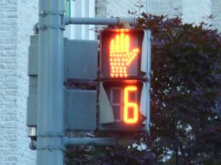 Countdown Crosswalk
