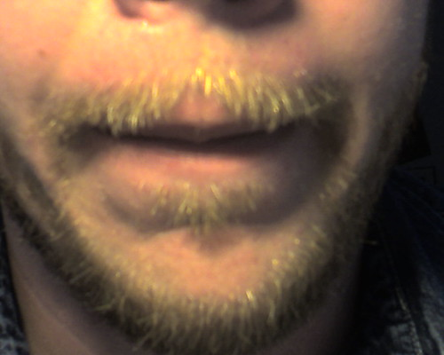 mustache may?
