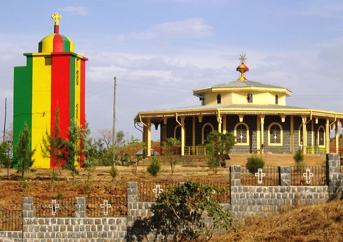 bet maryam church, bahir dar