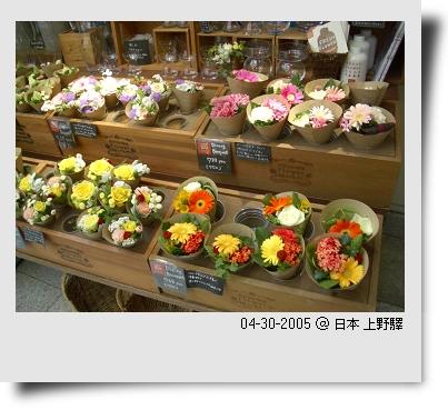 Tokyo flower 001framed