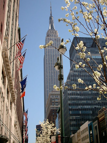 NYC - Empire State Building by etacar11