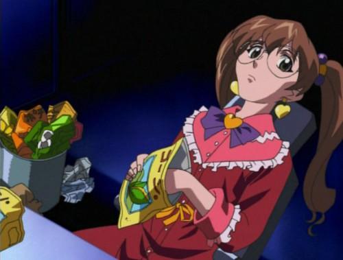What I imagine Hikari to look like.