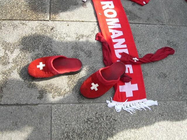 Schweizer Devotionalien