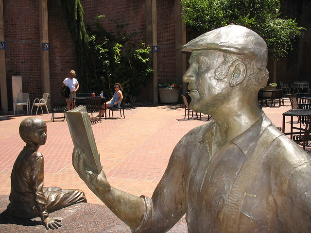 Kesey Statue #1