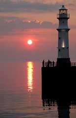 Newhaven Sunset 13