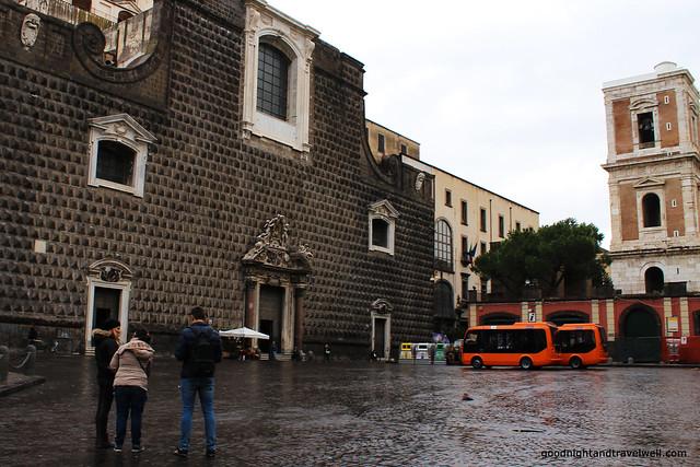 Napoli - Gesù Nuovo