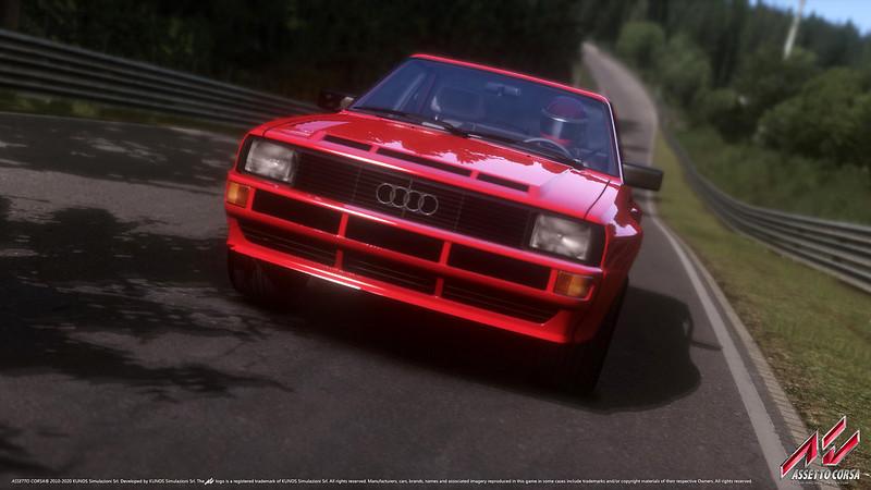 Assetto Corsa bonus DLC Audi.