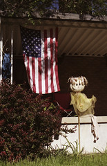 American Horror-Crow