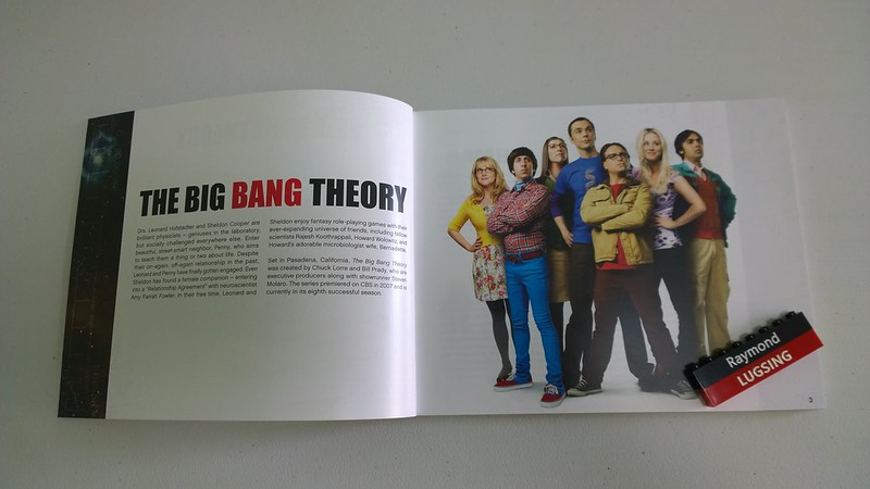 Review : #010 LEGO IDEAS - 21302 The Big Bang Theory 19012910323_9948d95a77_c