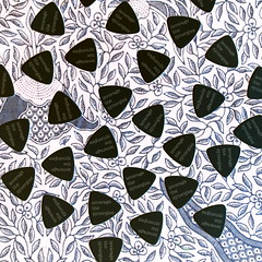 textile(0.0), flower(0.0), branch(0.0), military camouflage(0.0), font(0.0), circle(0.0), monochrome(0.0), flooring(0.0), art(1.0), pattern(1.0), leaf(1.0), line(1.0), design(1.0), drawing(1.0), wallpaper(1.0),