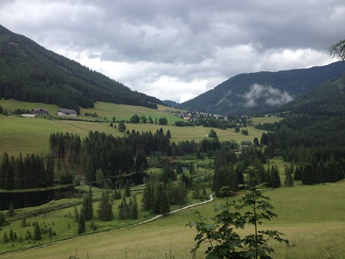 14.07.15 - Klinke Hütte - Edelraute Hütte - Tanto asfalto ma alla fine si risolve bene!!