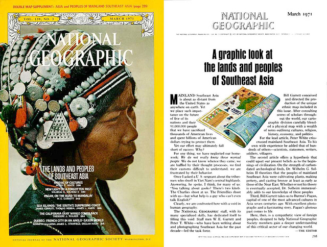 National Geographic - March 1971 (1)