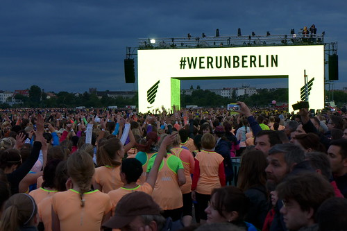 Start: We Run Berlin