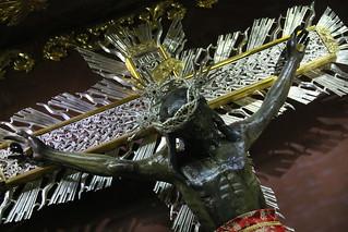 Black Jesus.  Buga, Colombia.