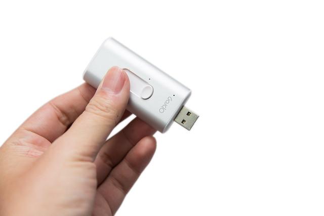 電腦/蘋果都可用!iSafeFile 隨身儲存加密碟 @3C 達人廖阿輝